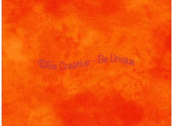 Quilters Shadows - Orange