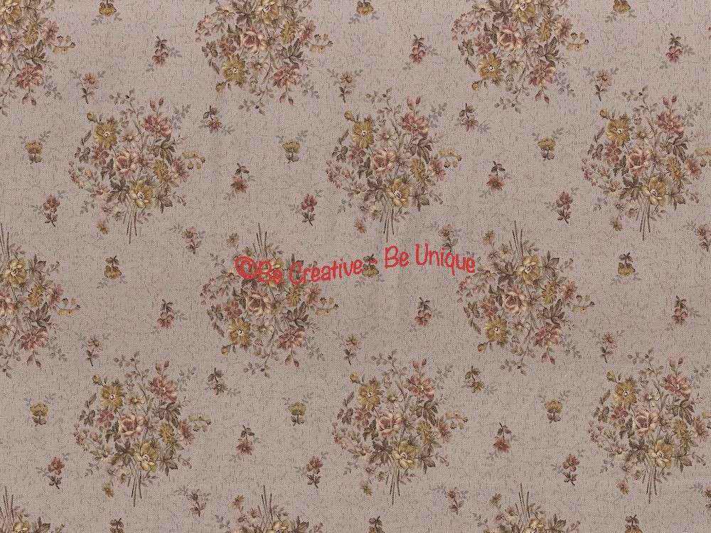 Fat Quarter - Cotton by Quilt Gate - Wildflowers