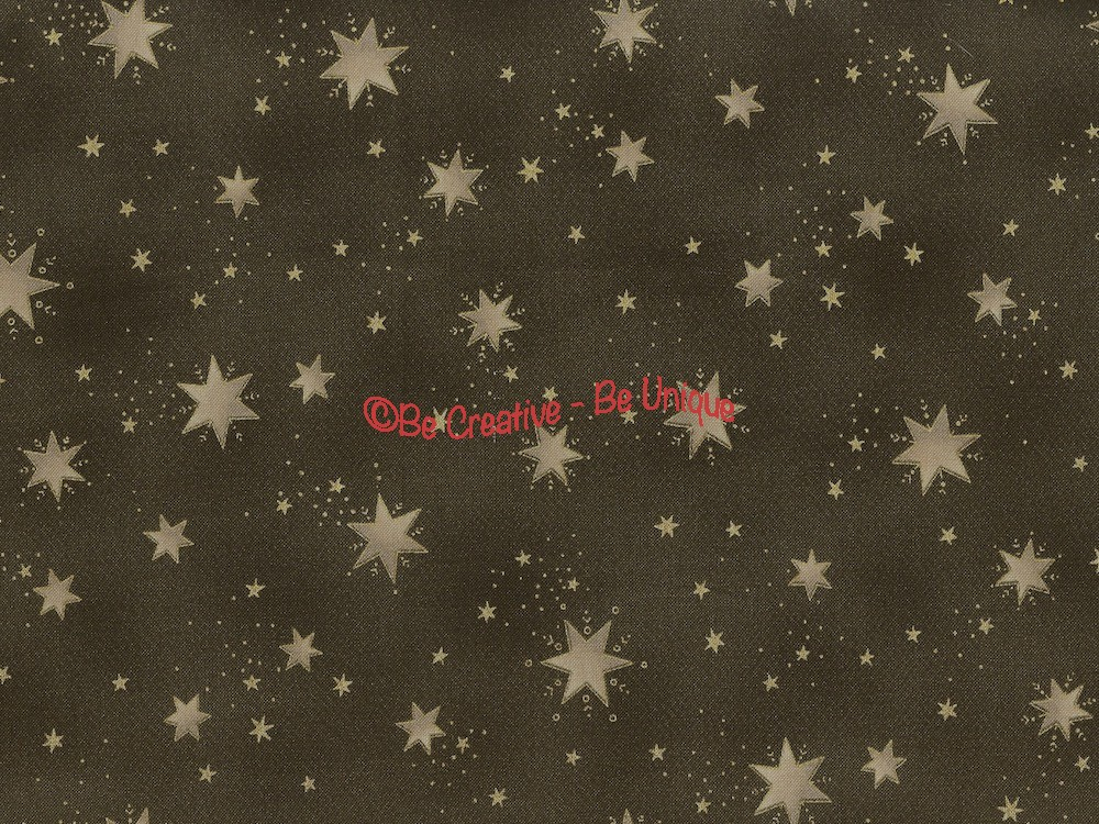 Cotton by Stof - Raphael - Stars