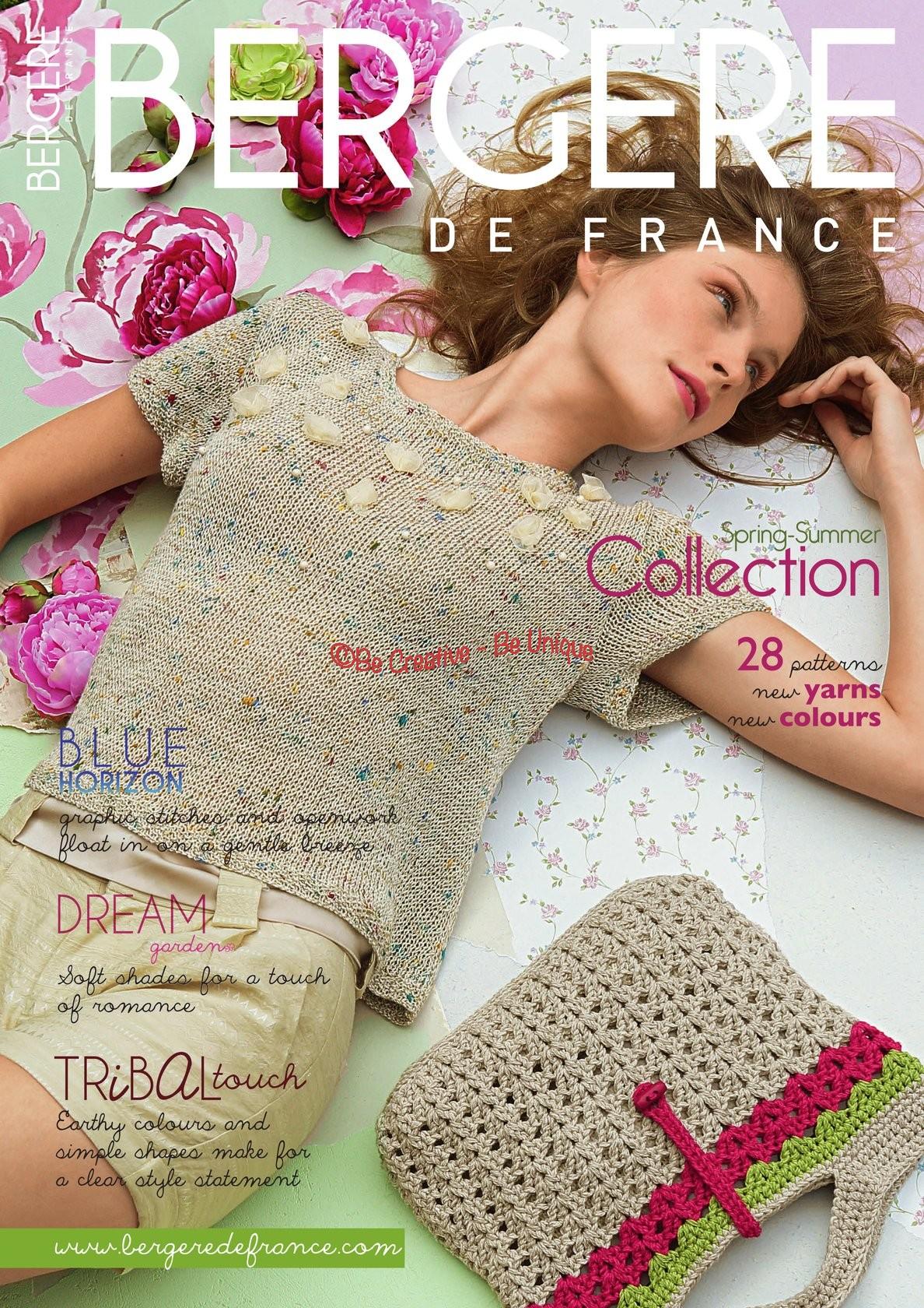 Bergere de France - Mag 172 - Spring/Summer Women's