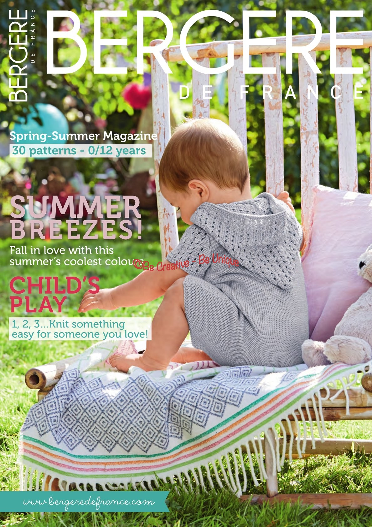 Bergere de France - Mag 179 - Baby & Children - Spring/Summer