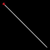 addi - Knitting Needles, Aluminium - Ø 2,0-5,5 mm | 20-35 cm