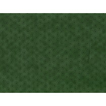 Fat Quarter - Cotton by Stof - Green Dots