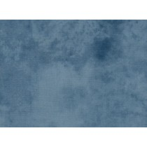 Fat Quarter - Quilters Shadows - Denim Blue