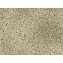 Cotton by Stof - Raphael - Gold Dots on Taupe