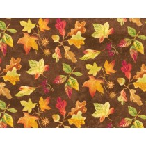 Cotton by Northcott - Autumn Leaves