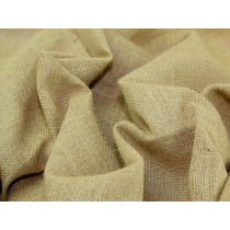 Jute - Luxury Hessian - Natural