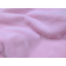 Antipil Fleece - Light Pink