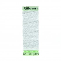 Gütermann Top Stitch Thread - White - 800