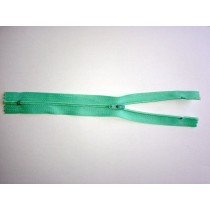Nylon Zip Fastener - Mint - 8""