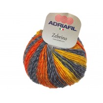 Adriafil - Zebrino - Aran - 50gr
