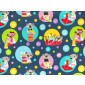 Fat Quarter - Cotton by Michael Miller - Sewing Bears