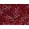 Cotton by Hoffman - Red Mistletoe