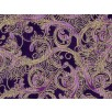 Fat Quarter - Cotton by Hoffman - Ornate Scroll Designs