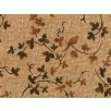 Fat Quarter - Cotton by Stof - Misty Branches and Birds - Beige