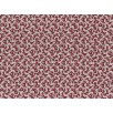 Cotton by Stof - Quilters Basic - Red Shapes