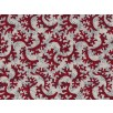 Fat Quarter - Cotton by Stof - Quilters Basic - Red Shapes