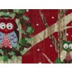 Fat Quarter - Cotton by Blank Quilting - Owls