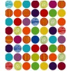 Fat Quarter - Cotton by Stof - Circles - Multi