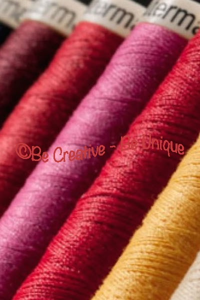 Gutermann 100m Sew-All Polyester Sewing Thread Colour 327