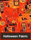 Halloween Fabric